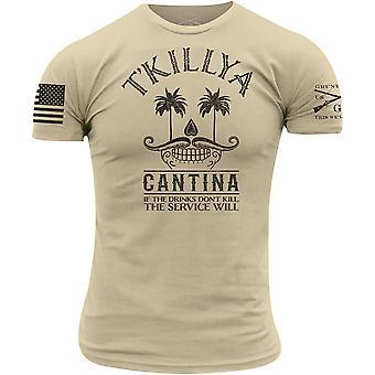 Grunt Style T'Killya T-Shirt - Tan