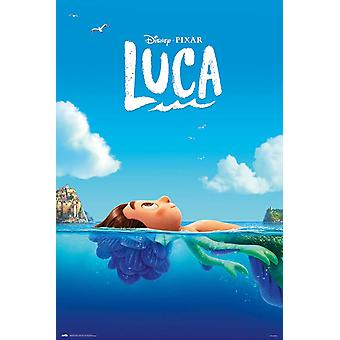 Luca Poster Disney Pixar  91,5 x 61 cm
