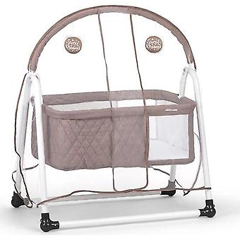 Baby Cribs Can Be Swayed