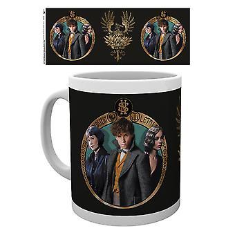 Fantastic Beasts 2 - Trio Mug