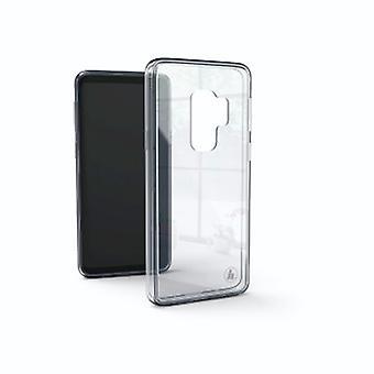 Housse Hama «Glass» pour Samsung Galaxy S9, transparente