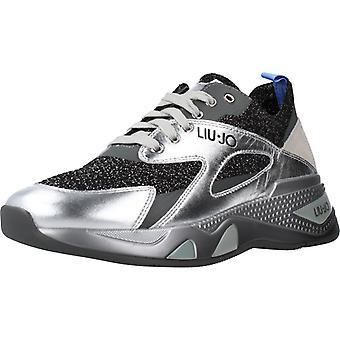 Liu-jo Sport / Baskets Argent Couleur Hoa 02