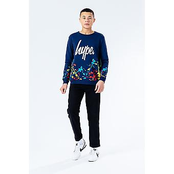 Hype Kinder/Kinder Splat Sweatshirt