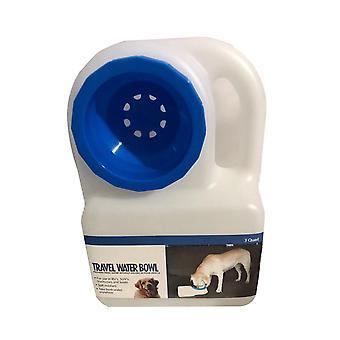 Utazási vízforraló macska és kutya vízadagoló