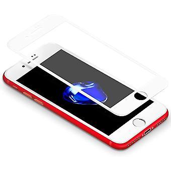 Schutzfolie Kompatibel mit iPhone 7 Plus 8 Plus, 3D Full Screen Curved Panzerglas Kompatibel mit