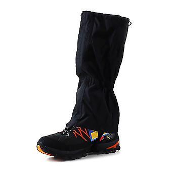 1 Pair waterproor snow leg gaiters outdoor ski legging gaiters wear ripstop breathable hiking hunting trekking legging gaiters