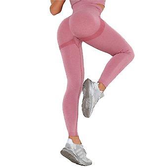 اليوغا السراويل اللياقة البدنية طماق دفع ما يصل الجوارب تجريب الرياضة للنساء