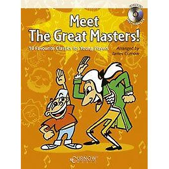 Meet the Great Masters Flute or Oboe