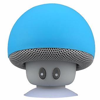 mini-cogumelos criativos Forma Bluetooth