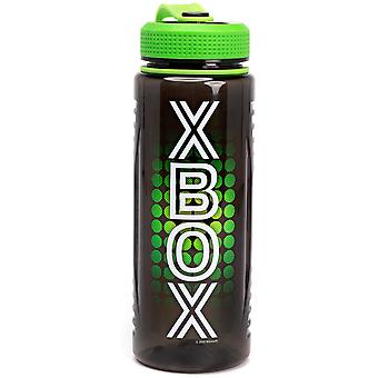 XBOX Bouteille d'eau pour adultes et enfants 1064ML | Console de jeu Sports Travel Mug Flacon | Black Green Gaming Marchandise One Size