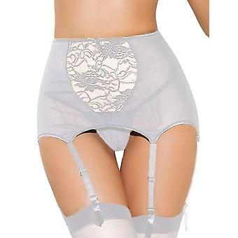 Garters women elasticity heart faux leather harness tight suspender punk strap garter