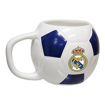 Mug Real Madrid C.F. White Ceramic