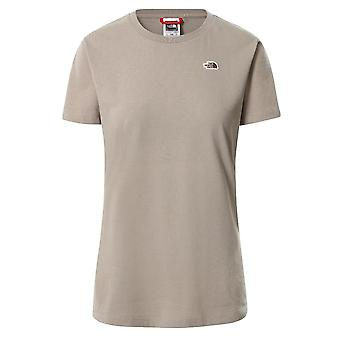 The North Face Recycled Scrap NF0A55GWCEL1   women t-shirt