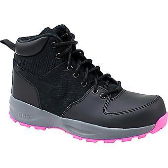 Nike Manoa Lth GS 859412-006 Kids trekking schoenen