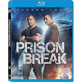 Prison Break: Season 4 [Blu-ray] USA import