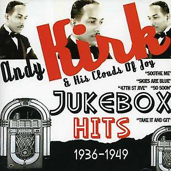 Kirkandy & Clouds of Joy - Jukebox Hits 1936-49 [CD] USA import