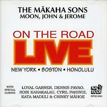 Makaha Sons of Ni'Ihau - Live on the Road [CD] USA import