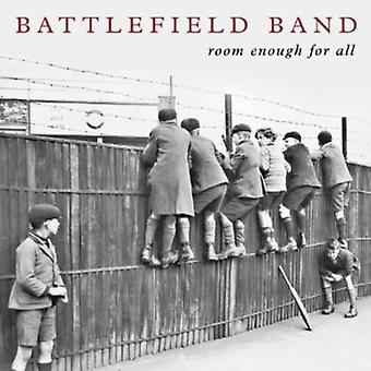 Battlefield Band - Room Enough for All [CD] USA import