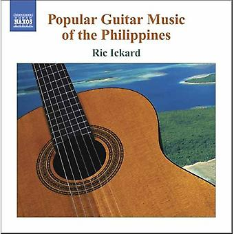 Popular Guitar Music of the Ph - Popular Guitar Music of the Ph [CD] USA import
