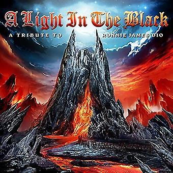 A Light in the Black (a Tribute to Ronni - A Light in the Black (a Tribute to Ronni [CD] USA import