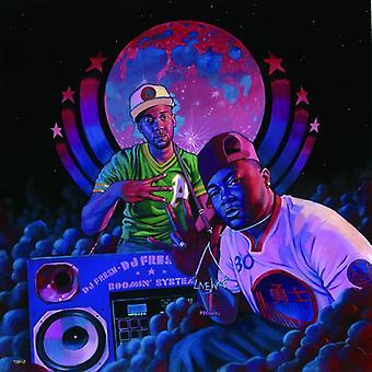 Stalin, J. / DJ Fresh - The Tonite Show [CD] USA import