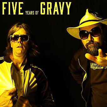 Various Artist - Five Years of Gravy [CD] USA import