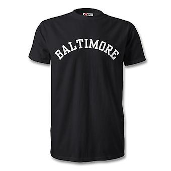 Baltimore College Style Kids T-Shirt