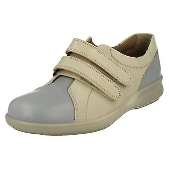 Ladies Easy B Hook & Loop Casual Shoes Naomi