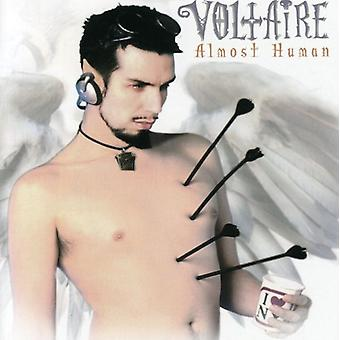 Voltaire - Almost Human [CD] USA import