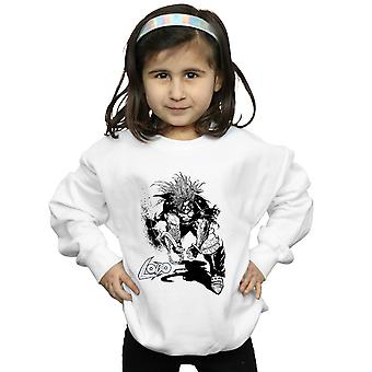 DC Comics Girls Lobo Sketch Sweatshirt