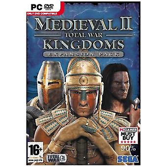 Medieval II Total War - Kingdoms Expansion Pack (PC DVD) - New