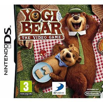 Yogi Bear (Nintendo DS) - Neu