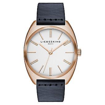 LIEBESKIND BERLIN Unisex Uhr Armbanduhr Leder LT-0022-LQ