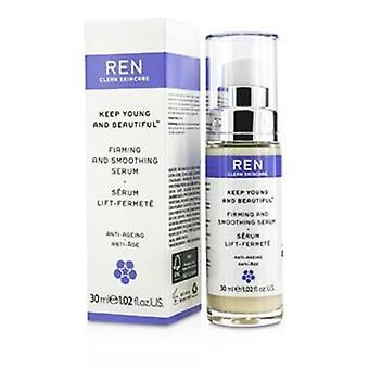 Ren Keep Young e Beautiful Firming & amp; Suavização de soro (todos os tipos de pele)-30ml/1.02 Oz
