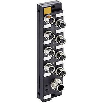 Lumberg Automation ASBSM 8/LED 3 65347 Sensor & actuator box (passive) M8 splitter + steel thread 1 pc(s)