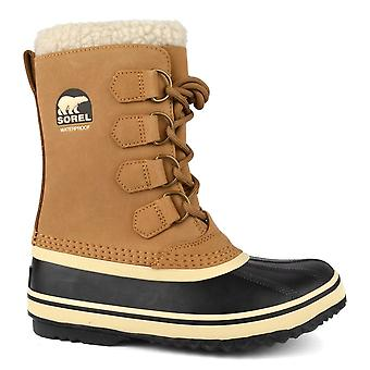 Sorel 1964 Pac 2 Tan Suede Shearling Boot