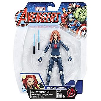 Marvel Avengers Schwarze Witwe 6 - In-grundlegende Action-Figur