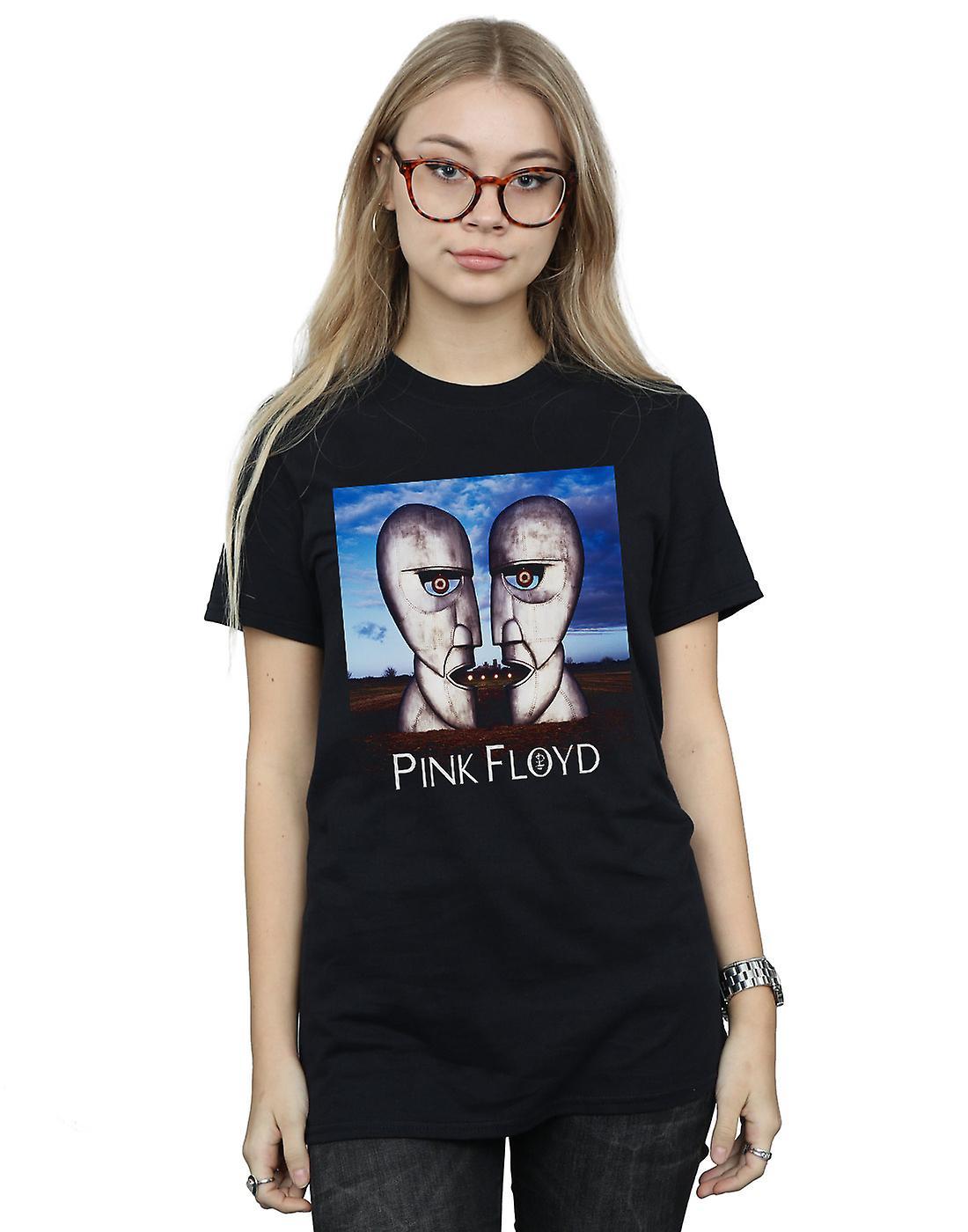 Pink Floyd Women's The Division Bell Boyfriend Fit T-Shirt