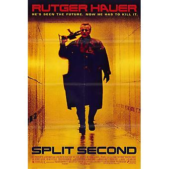 Split Second Movie Poster (11 x 17)