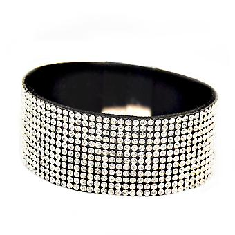 Bransoletka Blingbling Magnetic Silver