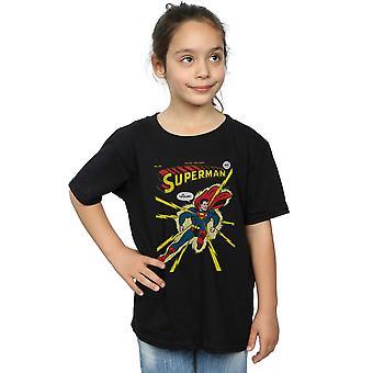 DC Comics девочек Супермен № 32 Обложка футболку