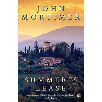 Kesän vuokrasopimuksen kirjailija Sir John Mortimer - 9780141034874 kirja