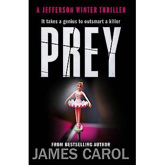 Prey - bok 3 (hoved) av James Carol - 9780571322312 bok