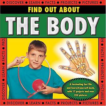 Find Out About the Body by Steve Parker - 9781843228707 Book