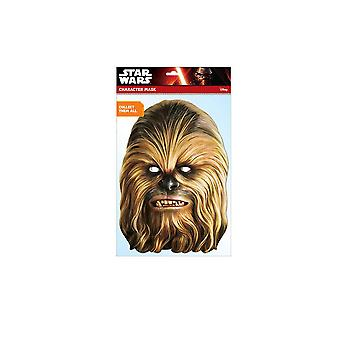 Star Wars Chewbacca maska