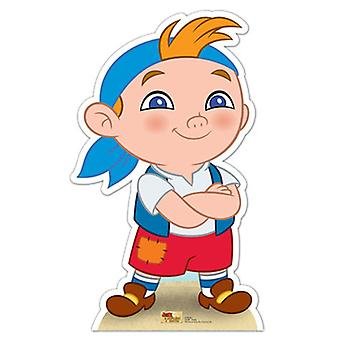Cubby Lifesize tektury wyłącznik / Standee - Jake i piraci z Nibylandii