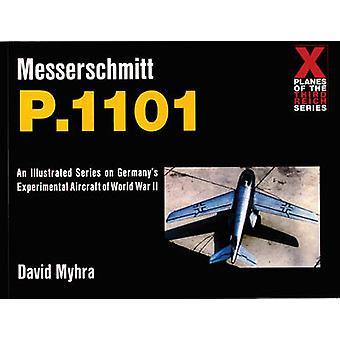 مسرسكهميت لي P.1101 بديفيد ميرا-كتاب 9780764309083