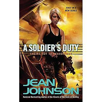 A Soldier's plicht