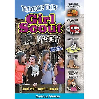 Het Cookie dief Girl Scout mysterie (Girl Scouts)