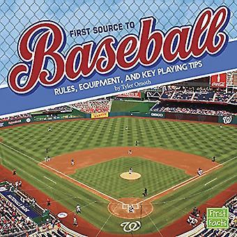 Honkbal eerste bron: regels, apparatuur en belangrijkste spelen Tips (eerste sport bron)